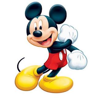Mickey Todos Os Numeros Tralhas Varias