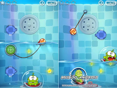 Cut Rope Experiments Gameplay