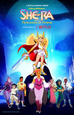 She Ra And The Princesses Of Power Season 4 Poster 1