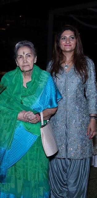 Raj Mata & Shalini Vig Wadhwa