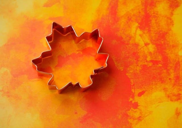 Leaf Cookie Cutter, Autumn Crafts