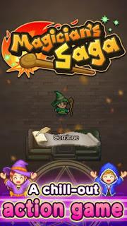 Magician's Saga Apk v1.0.9 Mod