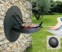 Asadores que puedes montar en el patio de tu casa