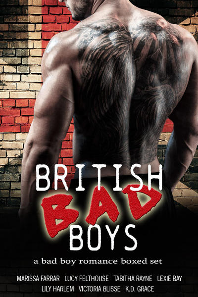 British Bad Boys cover