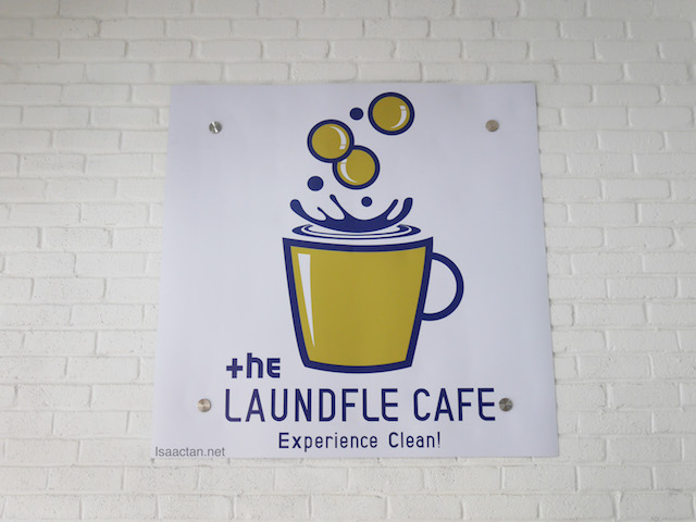 The Laundfle Cafe - Experience Clean!