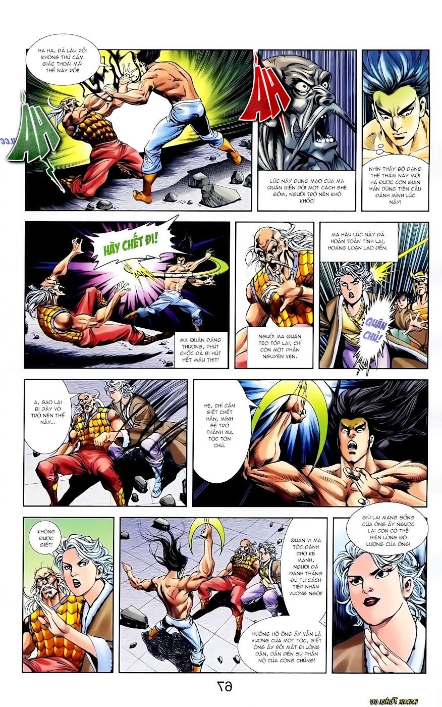 Cơ Phát Khai Chu Bản chapter 117 trang 26