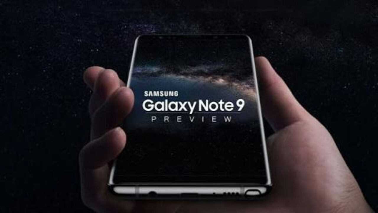 All you need to know about samsung galaxy note 9 specs for Galaxy note 2 release date features
