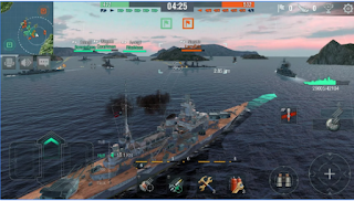 World of Warships Blitz v0.5.71 Apk [LAST VERSION] - Free Download Android Game