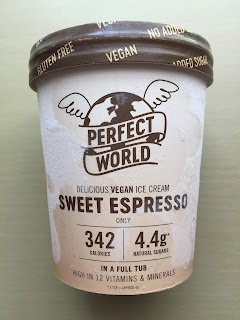 Perfect World Sweet Espresso Ice Cream