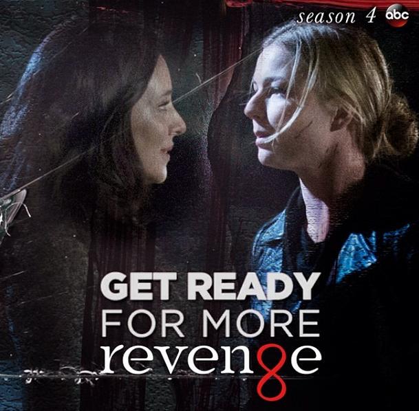 Revenge Staffel 3 Start