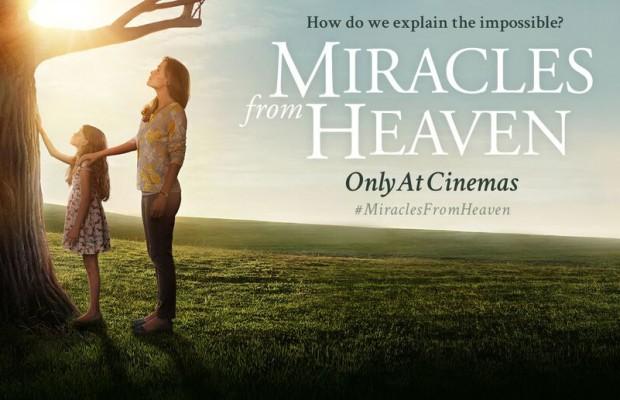 Rekomendasi Film Dunia Terbaik Miracles From Heaven