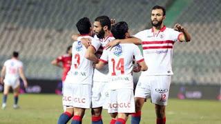 مشاهدة مباراة الزمالك والقطن بث مباشر | اليوم 15/12/2018 | الكونفدرالية الافريقية Zamalek vs Cotontchad  live