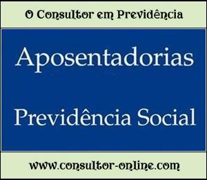 Aposentadorias na Previdência Social