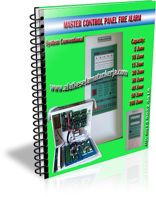Master Control Panel Fire Alarm - MCFA