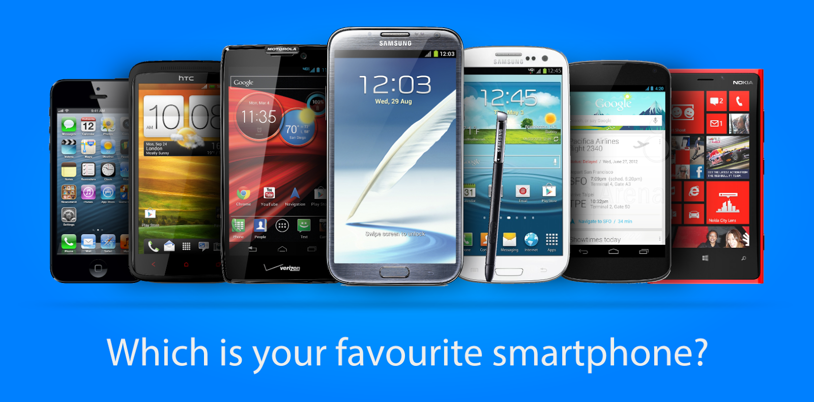 17 Best Smartphones of 2014