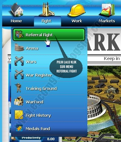 Referral Fight Untuk Mencari Modal - IDR