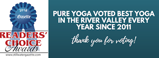 Pure Yoga, Stillwater, Mn.