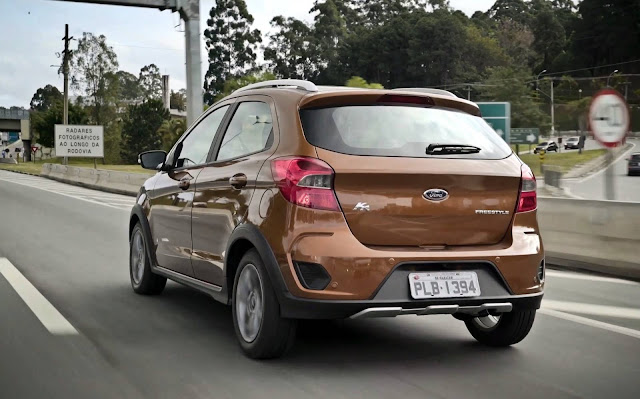 Ford FreeStyle 2020
