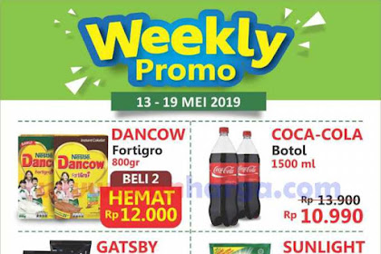 Katalog Promo Rita Pasaraya Supermarket Terbaru 20 - 26 Mei 2019