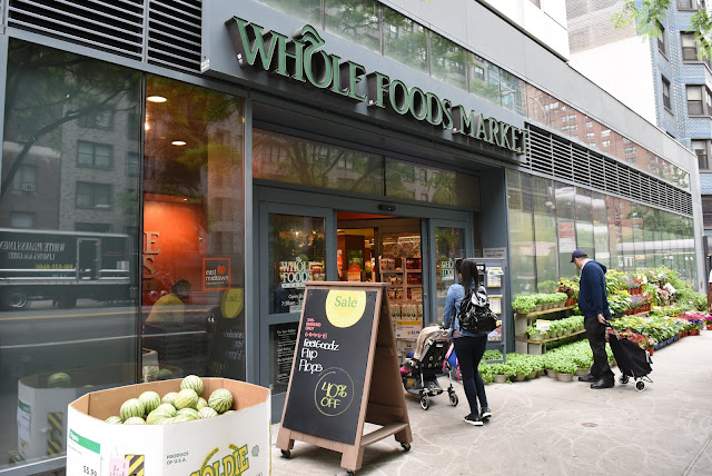 Amazon Whole Foods Purchased Will Make Changes In The Store Future