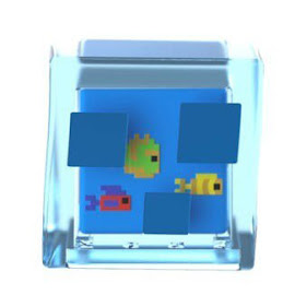 Minecraft Series 19 Slime Cube Mini Figure