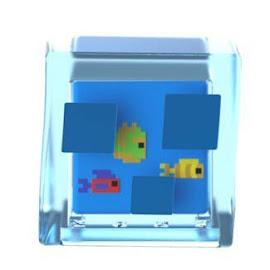 Minecraft Series 19 Slime Cube Mini Figure