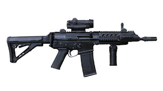 SS2-V5A1 kal. 5.56mm Pindad