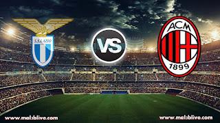 مشاهدة مباراة ميلان ولاتسيو بث مباشر اليوم بتاريخ 31-01-2018 كأس إيطاليا