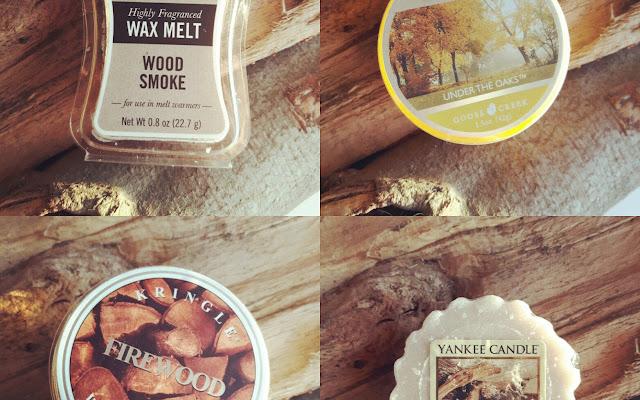 Zapach drewna zamknięty w wosku - porównanie propozycji WoodWick, GooseCreek, Yankee Candle i Kringle - Czytaj więcej »