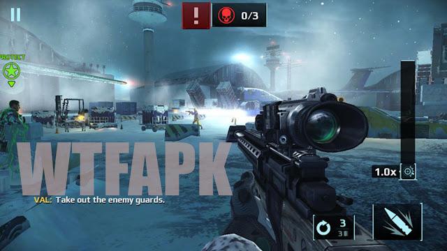Sniper Fury WTFAPK