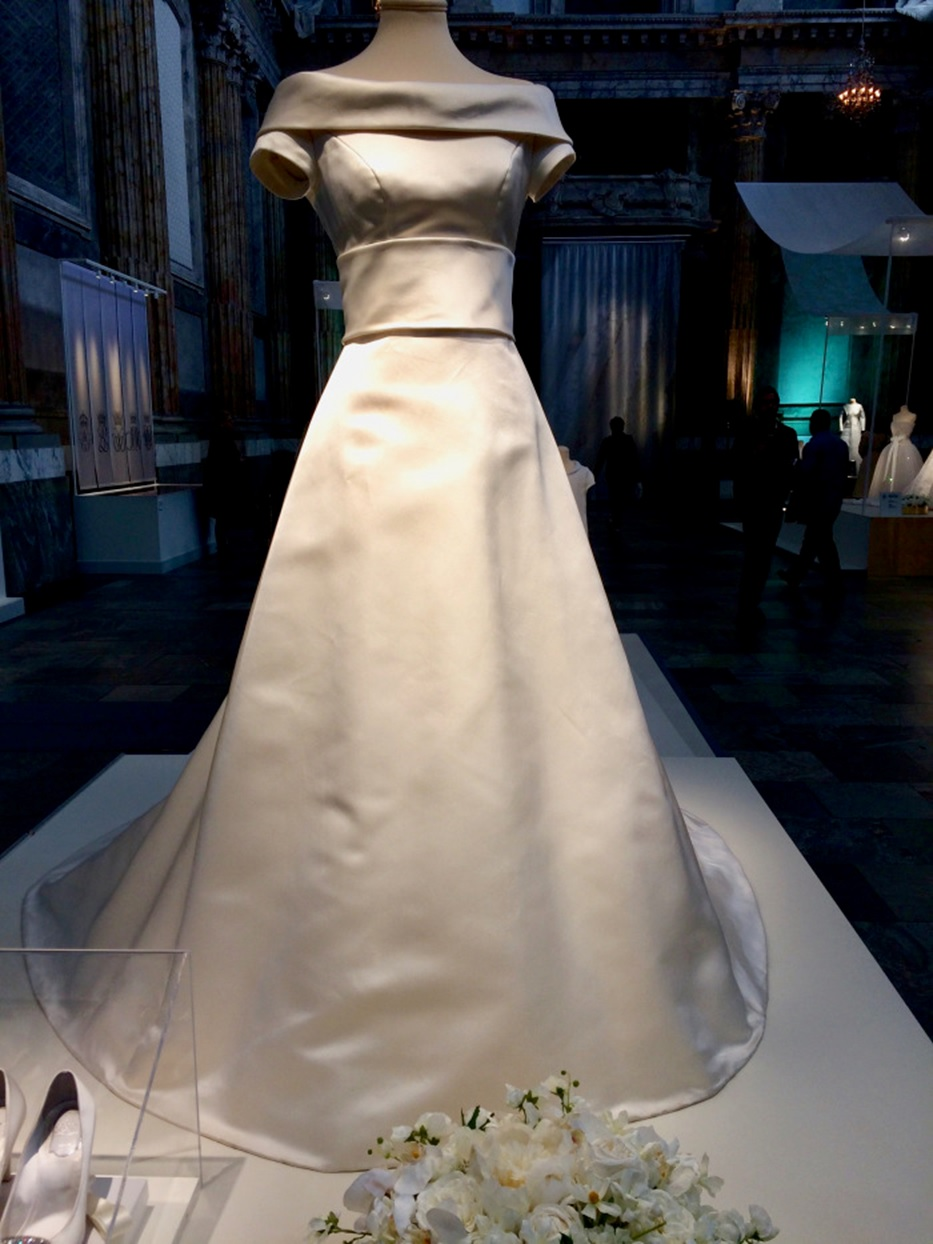 New Wedding Dress Exhibition at the Victoria and Albert Museum In London
