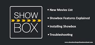 Features of Showbox Online