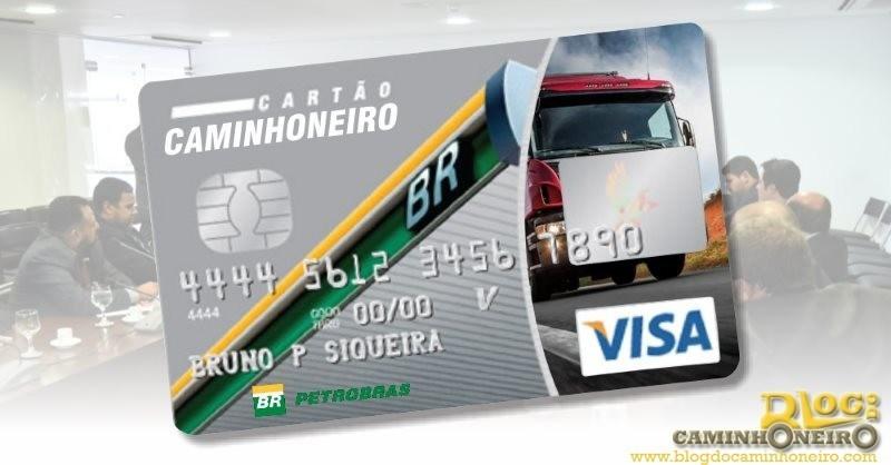 BR Distribuidora lança fase de testes do Cartão Caminhoneiro na segunda-feira (20)