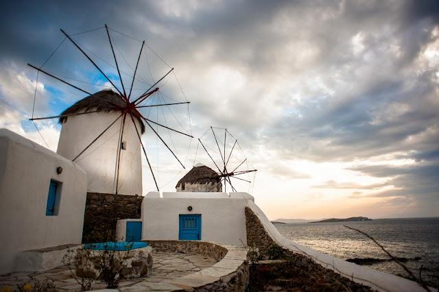 Moinhos, Mykonos