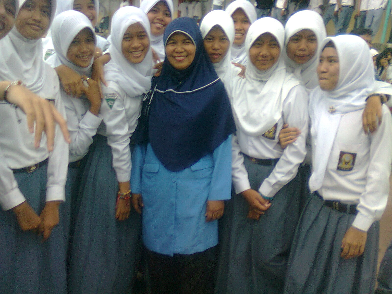 Jilbab mesum di kelas - 1 part 6