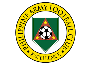 Philippine army FC Logo Vector