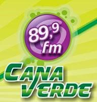 Rádio Cana Verde FM de Siqueira Campos PR ao vivo