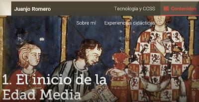 http://juanjoromero.es/el-inicio-de-la-edad-media/