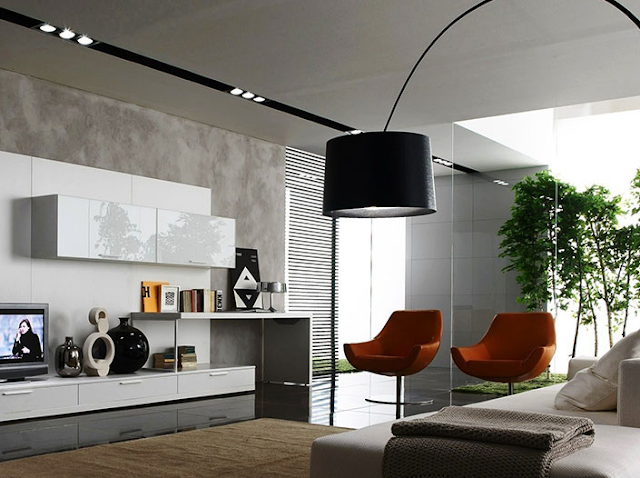 Contemporary: Emphasis on Comfort