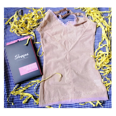 shapee, shapewear, 3d micro massage technology, shapewear murah, shapewear dari shapee, body shaper murah