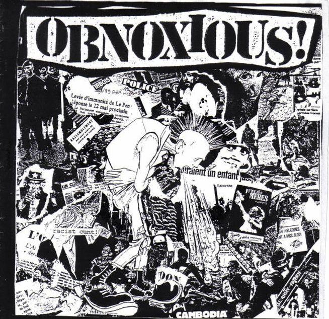 Obnoxious! Sickness EP