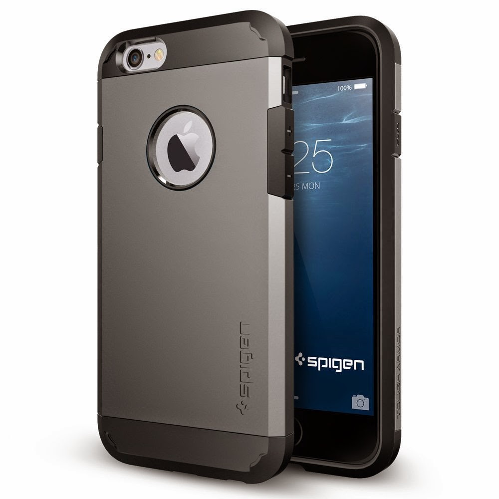 Spigen tough armor vs otterbox commuter iphone se