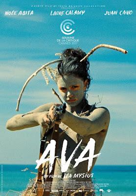 Ава / Ava. 2017.