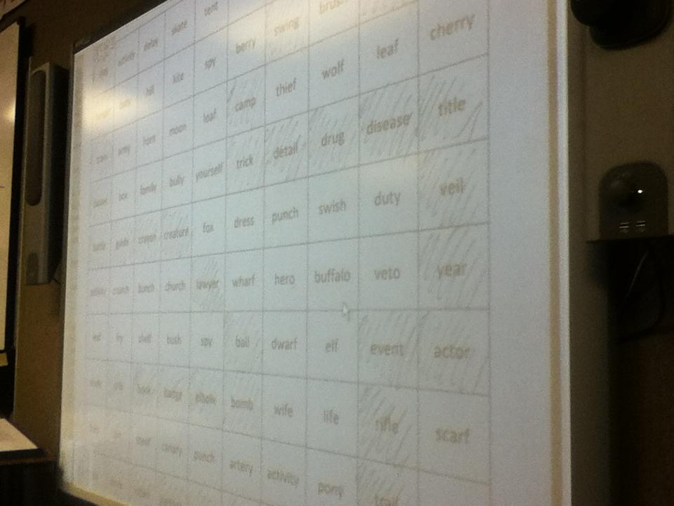 An Educator S Life A Maze Ing Plural Nouns