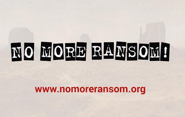 Nuestra alianza con No More Ransom