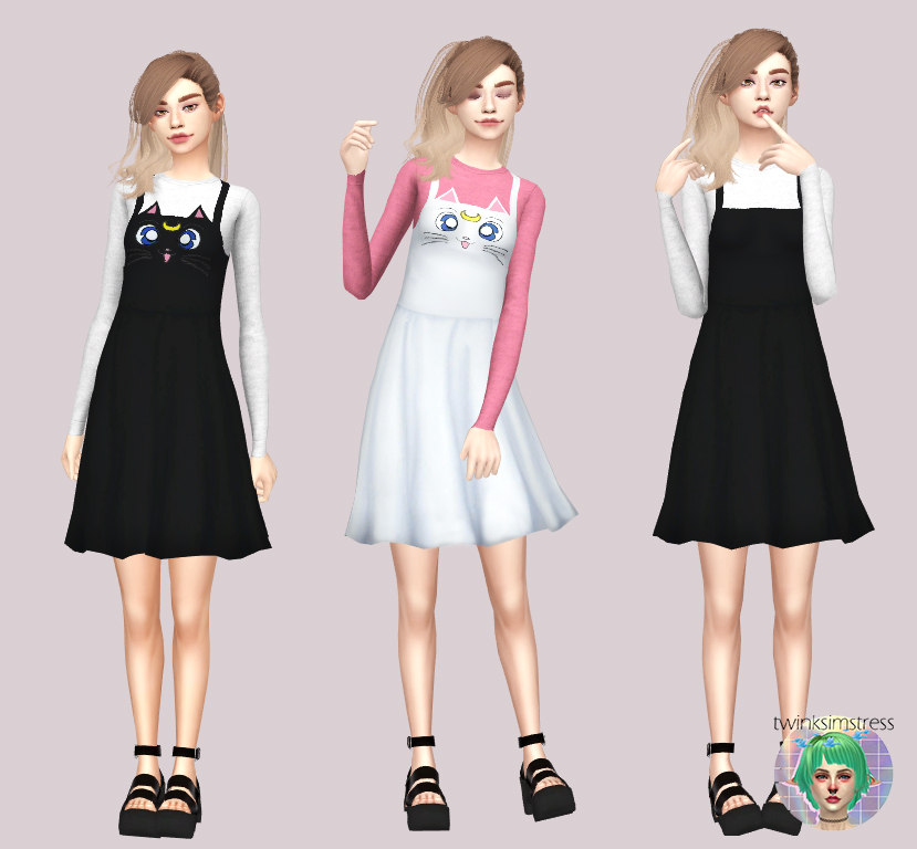 879348744c7 Day Dress Sims 4 Cc Related Keywords   Suggestions - Day Dress Sims ...