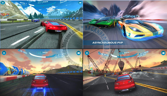 Asphalt Nitro Versi 1.6.0g Apk terbaru For Android Mod Unlimited Money