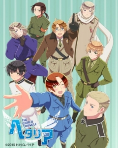 Hetalia The World Twinkle Episode 1