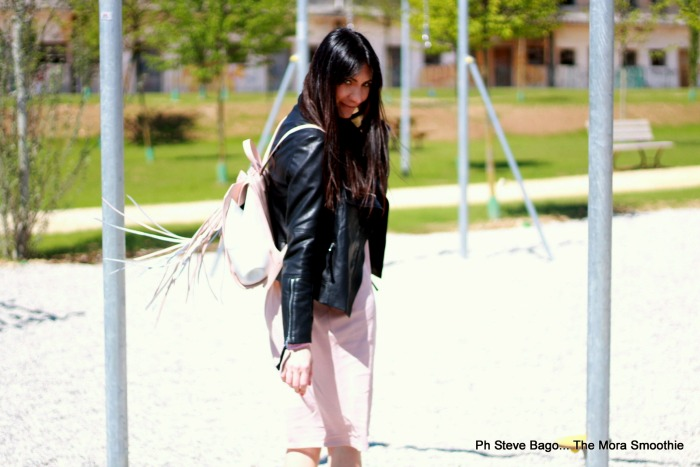 fashion, fashionblog, fashionblogger, italian blogger, blogger italiana, fashion blog italia, fashion blogger italiana, ootd, outfit, look, marialamanna bag, shoes peperosa, borsa marialamanna, sneakers peperosa, scarpe peperosa, look rock, look in rosa, look rosa e nero, outfit glamour rock, outfit romantico