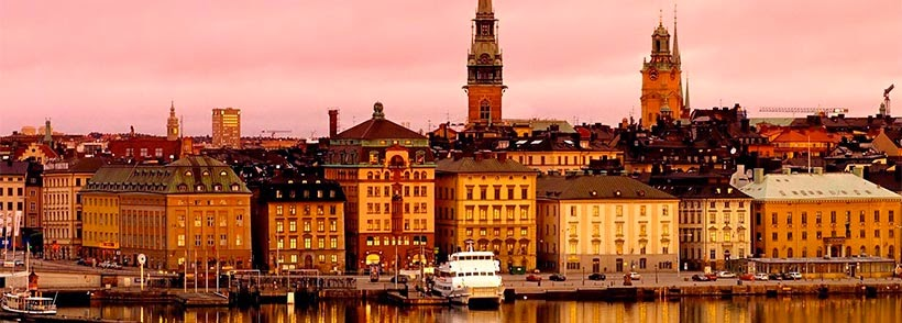 Rent An Apartment In The Beautiful Stockholm Skyline